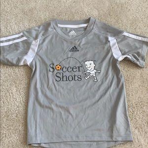 Soccer shots Adidas Jersey